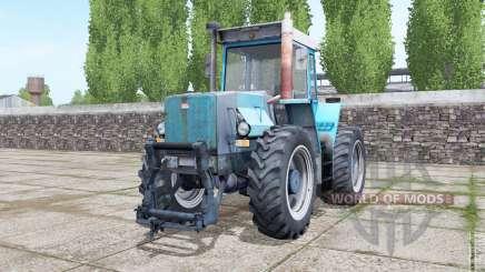 HTZ 16331 soft blue for Farming Simulator 2017