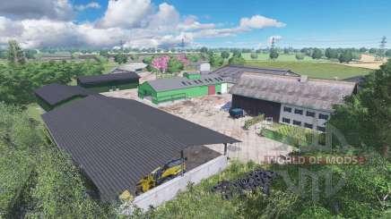 Valley Benoit for Farming Simulator 2017