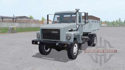 GAZ 33086 Countryman 2005 for Farming Simulator 2017