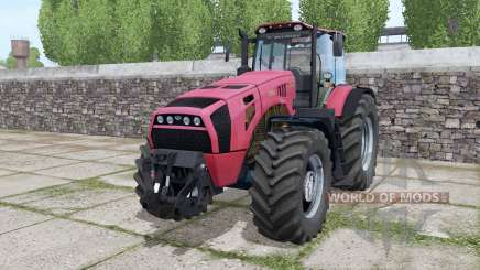 Belarus 4522 coupled wheels for Farming Simulator 2017