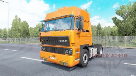 DAF 2800 Space Cab v1.1 for Euro Truck Simulator 2