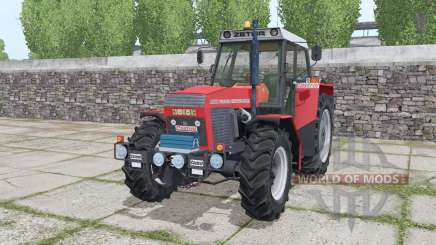 Zetor 16145 moving elements for Farming Simulator 2017