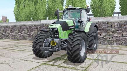 Deutz-Fahr Agrotron 7250 TTV design selection for Farming Simulator 2017
