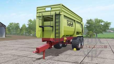 Cønøw TMK 22-7000 for Farming Simulator 2017