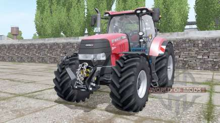 Case IH Puma 230 CVX Michelin tyres for Farming Simulator 2017