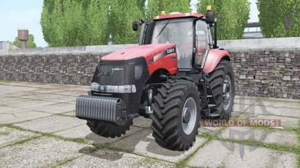 Case IH Magnum 290 wheels selection for Farming Simulator 2017