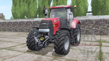 Case IH Puma 145 CVX configure for Farming Simulator 2017