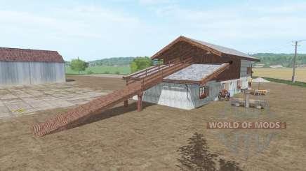 Dry Grass Storage for Farming Simulator 2017