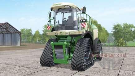 Krone BiG X 580 crawler for Farming Simulator 2017
