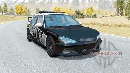 Hirochi Sunburst Generic Police for BeamNG Drive