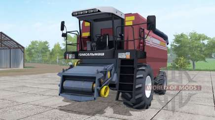Palesse GS12 ninasimone-dark red for Farming Simulator 2017