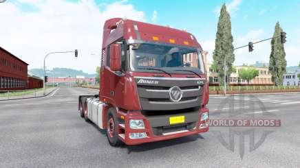 Foton Auman GTL 2012 for Euro Truck Simulator 2