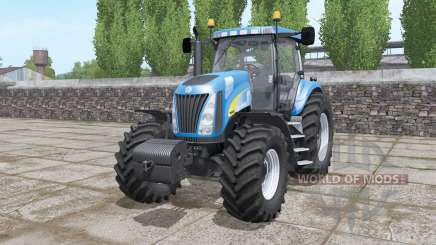 New Holland TG255 front weight for Farming Simulator 2017