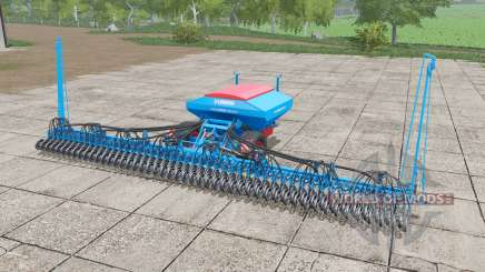 Lemken Solitair 12 multifruit for Farming Simulator 2017