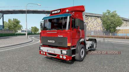 Iveco-Fiat 190-38 Turbo Special v2.3 for Euro Truck Simulator 2