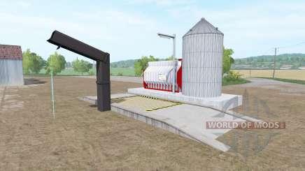 Multi Interim Storage v3.0 for Farming Simulator 2017