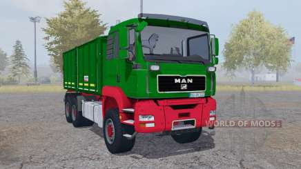 MAN TGA 3-axis 2000 v3.0 for Farming Simulator 2013