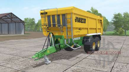 Jøskin Trans-Space 7000-27 for Farming Simulator 2017