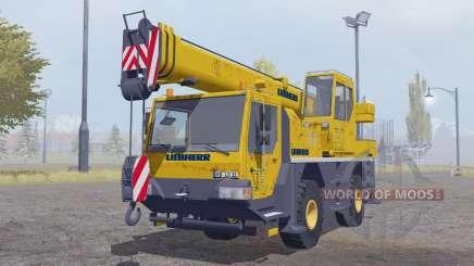 Liebherr LTM 1030 4x4 for Farming Simulator 2013
