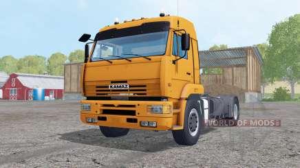 KamAZ 5460 2003 for Farming Simulator 2015