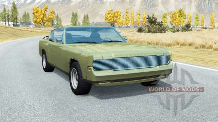 Gavril Barstow coupe v2.7.5 for BeamNG Drive