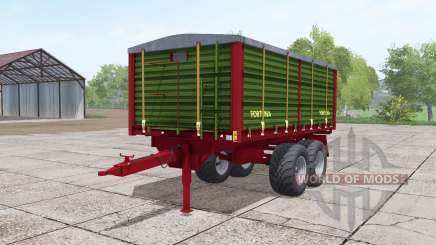 Førtuna FTD 150 for Farming Simulator 2017