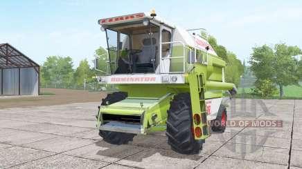 Claas Dominatør 88s for Farming Simulator 2017