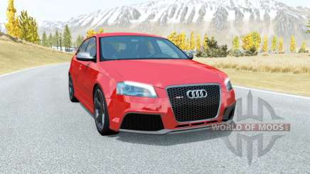 Audi RS 3 Sportback (8PA) 2011 for BeamNG Drive
