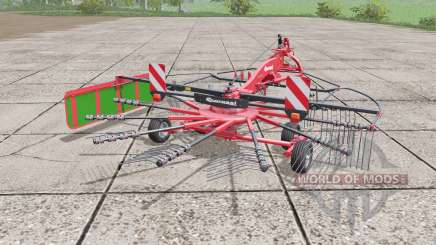 Enorossi RR 460 Evo for Farming Simulator 2017