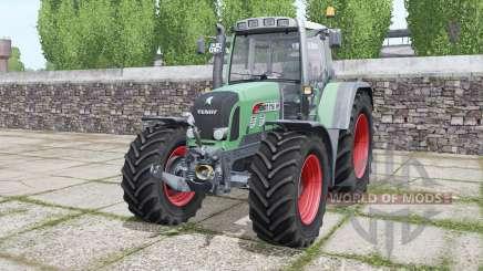 Fendt 716 Vario TMS wheels selection for Farming Simulator 2017