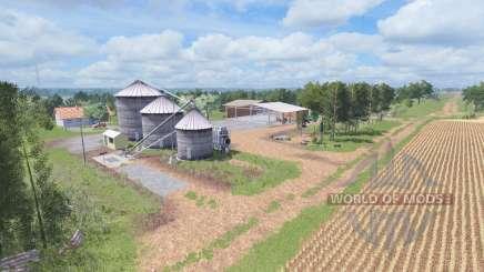 AgroWest v1.1 for Farming Simulator 2017