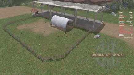 Animal Status for Farming Simulator 2017