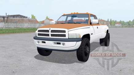 Dodge Ram 3500 Club Cab 1994 for Farming Simulator 2017