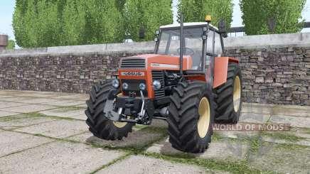 Ursus 1224 realistic smoke for Farming Simulator 2017