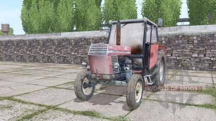Ursus C-385 animation parts for Farming Simulator 2017