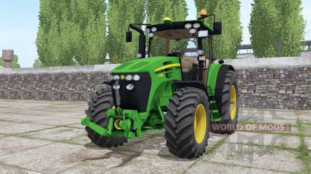John Deere 7730 2007 for Farming Simulator 2017