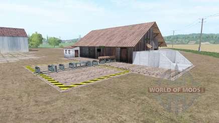 Sawmill for Farming Simulator 2017