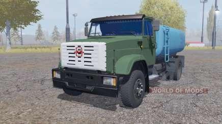 ZIL 4331 vodovoz v2.0 for Farming Simulator 2013