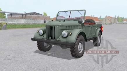 GAZ 69A for Farming Simulator 2017
