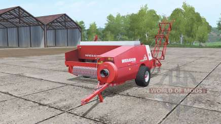 Welger AP730 v1.1 for Farming Simulator 2017