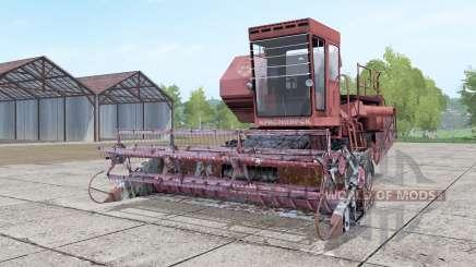 Yenisei 1200-1 1990 for Farming Simulator 2017