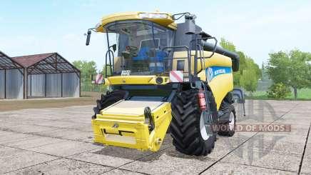 New Holland CX8090 4x4 for Farming Simulator 2017
