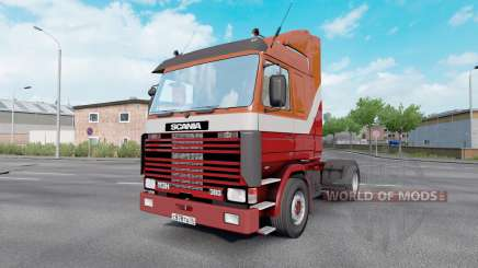 Scania R113H 360 1988 for Euro Truck Simulator 2