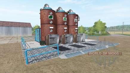 Feed mill station for Farming Simulator 2017