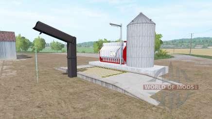 Multi Interim Storage v3.1 for Farming Simulator 2017