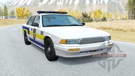Gavril Grand Marshall Puerto Rico Police for BeamNG Drive