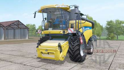 New Holland CX8080 4x4 for Farming Simulator 2017