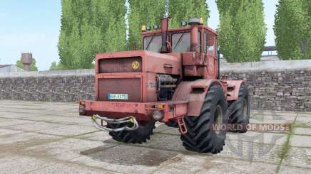 Kirovets K-700A ninasimone-red for Farming Simulator 2017