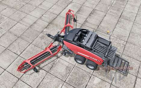 Case IH LB 434 R with Nadal R90 for Farming Simulator 2017