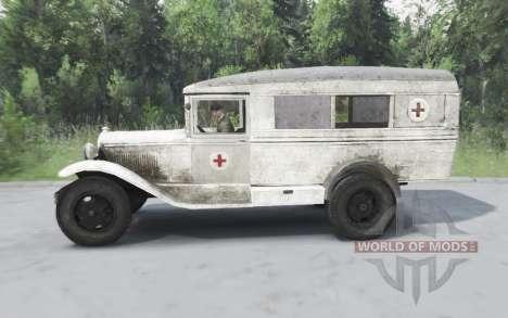 GAS 55 1938 Sanitary v1.5 for Spin Tires